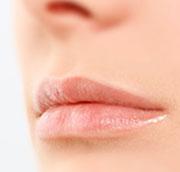 きれいな唇のために・・・