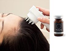 最新毛髪再生治療(GFヘアケアコンプレックスプラス療法)