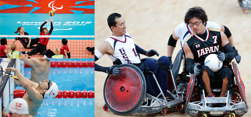 2020 Paralympic Information